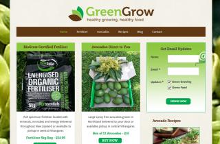 greengrow-website