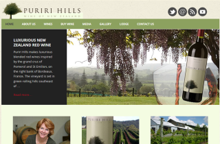 winery-website