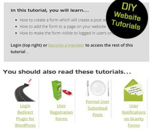 website-tutorials