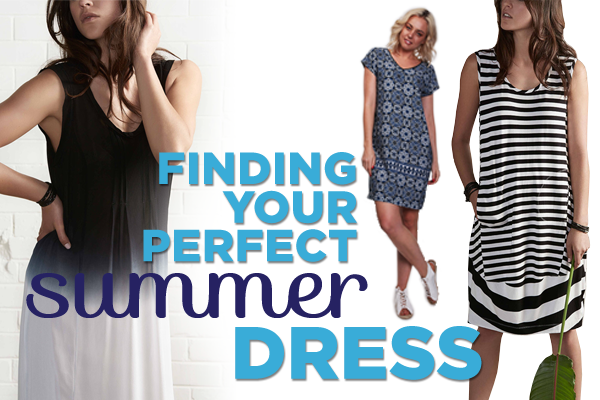 Finding Your Perfect Summer Dress
