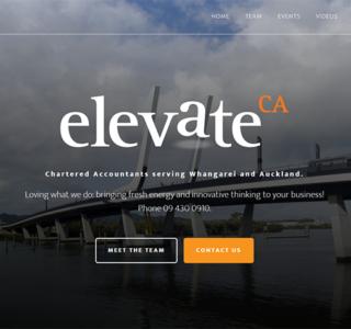 Video Blog & Business Website