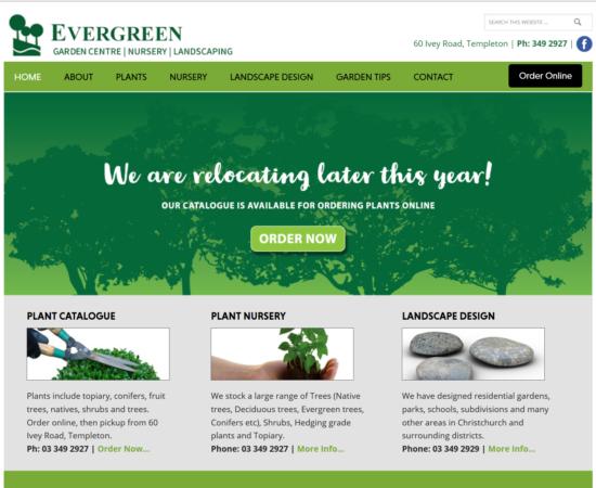 garden-catalogue-website