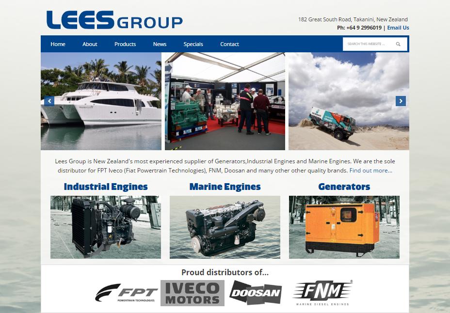 lees-group-website