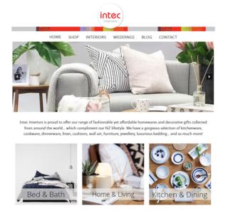 E-Commerce Gift Shop