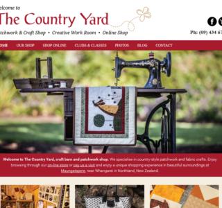 Online Craft Shop