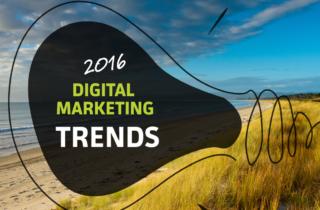 2016 Digital Marketing Trends
