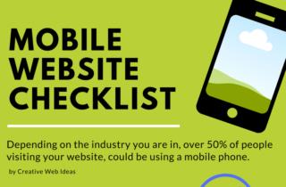 Mobile Website Checklist