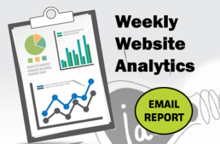 Weekly Website Analytics