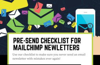 Email Newsletter Checklist: Use Before Sending