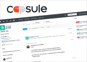 Capsule is the best crm for small business