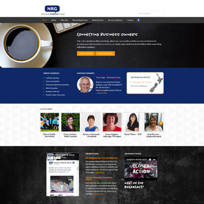 Networking Website