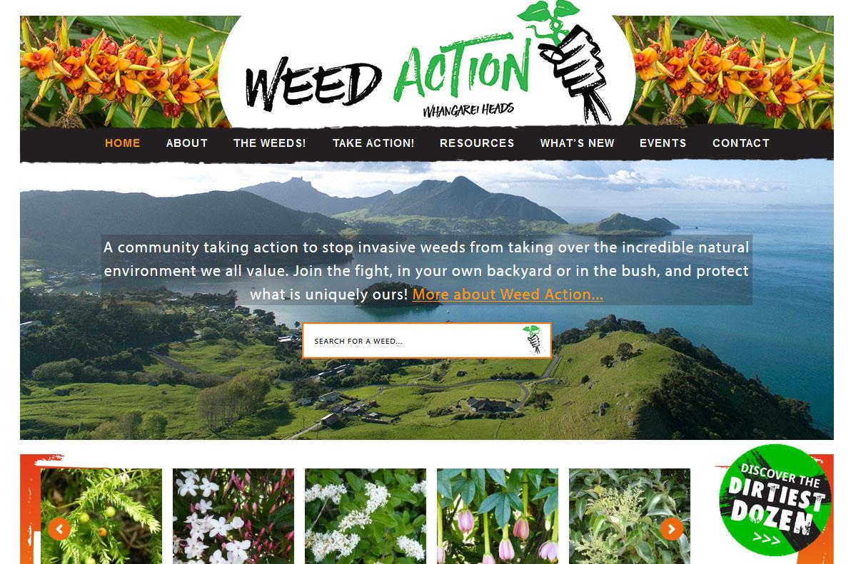 Weeds Website