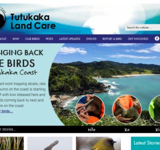 Tutukaka Land Care