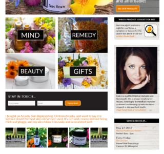 Arcadia Online Shop