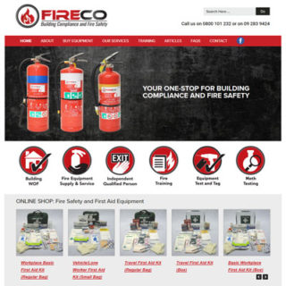 Fire Safety Website