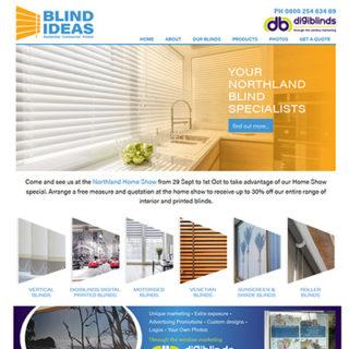 Blinds Website