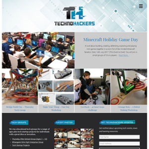 Tech Website