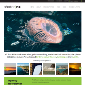 PhotosNZ Website