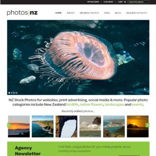 PhotosNZ Website